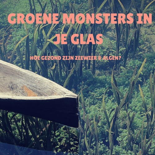 Groene monsters in je glas